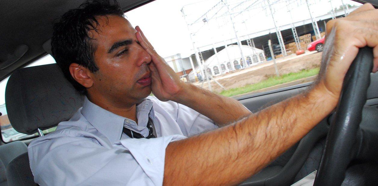 Seguridad Vial: Ola de Calor